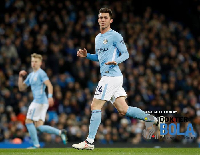 Lyon vs Manchester City - City Ingin Tembus Babak Final - liga-champion