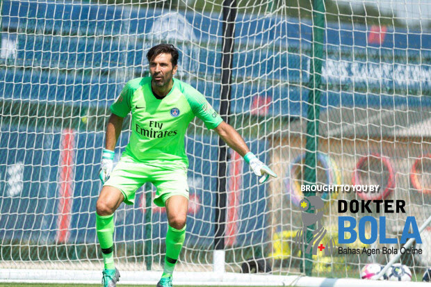 liga-champion - Gianluigi Buffon Tentang PSG vs Liverpool