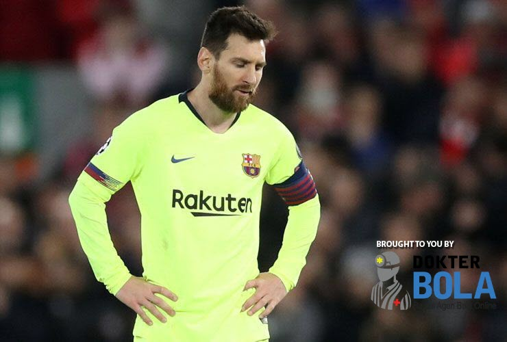 Liverpool vs Barcelona - Messi Ditinggal Bus Barcelona di Anfield - Liga Champion